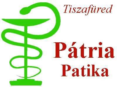 Pátria Patika Logó