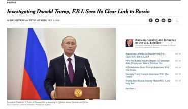 Russia NYT
