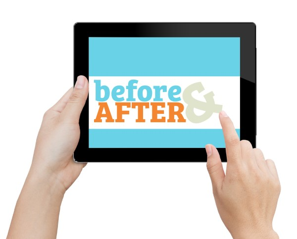 Before and After App
