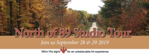 North of 89 Studio Tour Logo