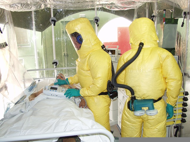 Ebola Crisis in African now seen in American