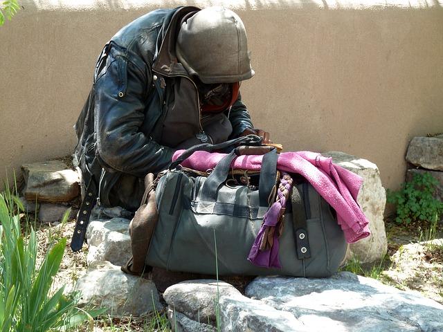 Destitute Thanksgiving Day