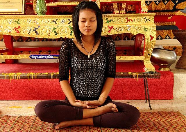 Four Healthy Ways De-Stress