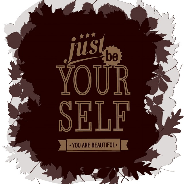 Just be Yourself, not Selfish