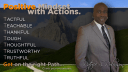 ABC's Of Positive Mindset With Actions - T