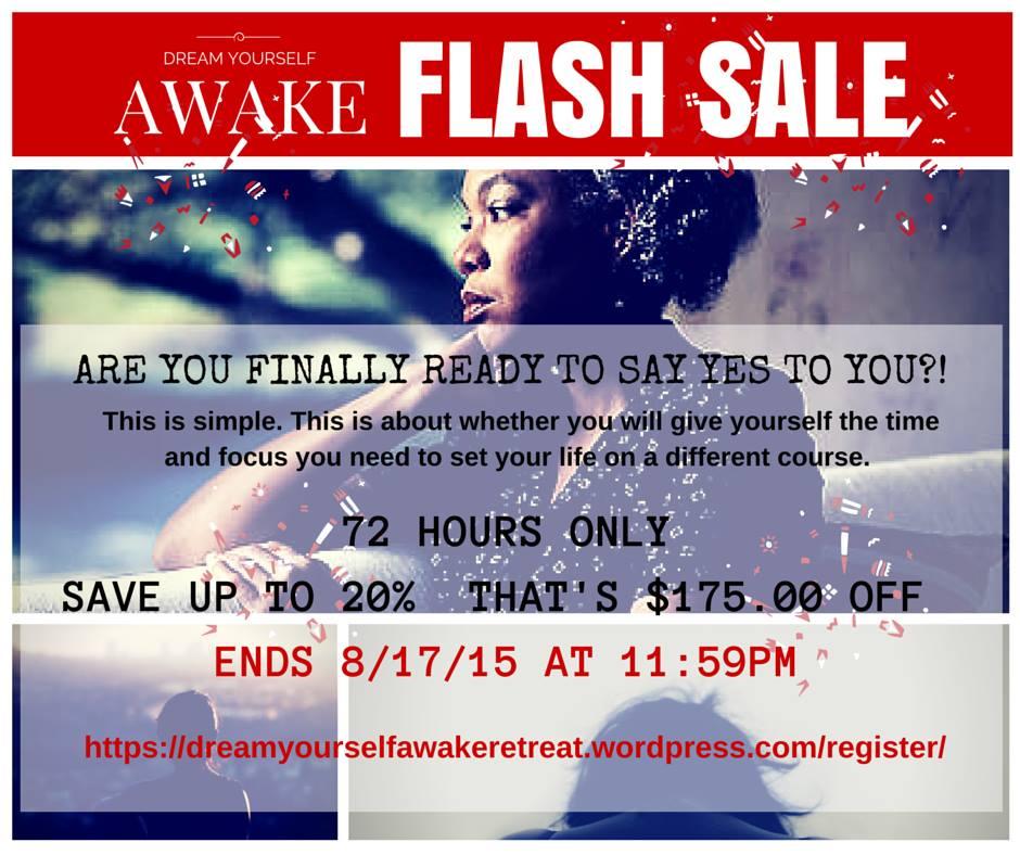 #dream yourself awake #retreat
