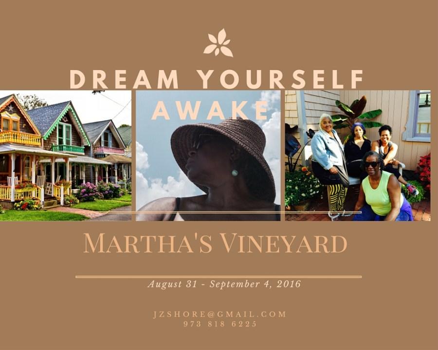 #DREAM YOURSELF AWAKE #blackgirlmagic