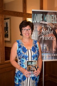 Bellomo at Booksigning 8/2015
