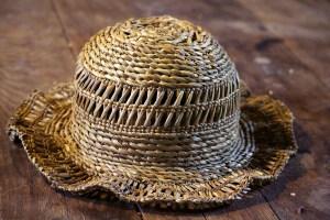 stage chapeau en jonc