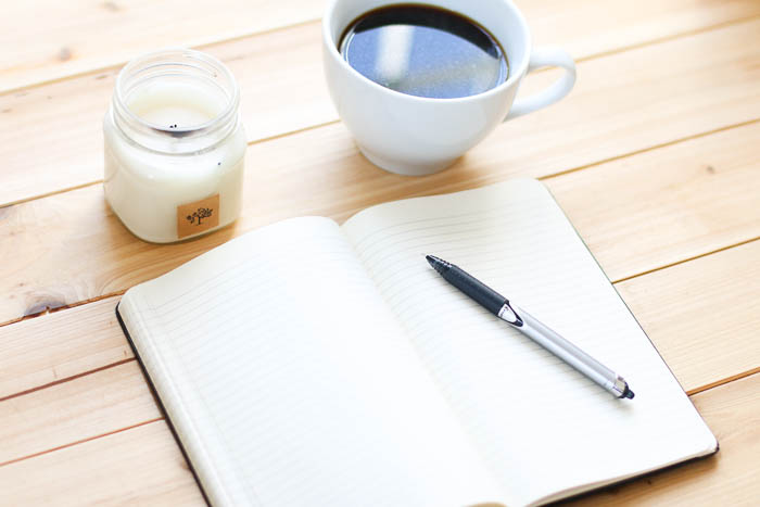 bullet-journal-with-coffee
