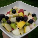 Fresh Fruit Salad Afterschool Snack That Wows