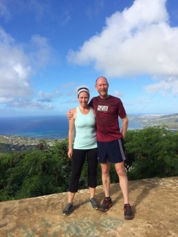 HIking Koko Head