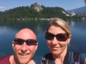 Lake Bled Selfie.