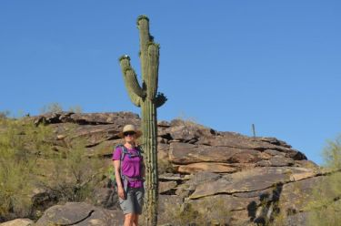 Cindy and Cactus