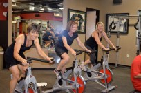 Spin Sprints with My Girls