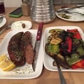 Shared plates.