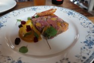Ham Hock and Apricot Terrine