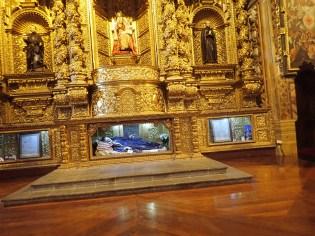 Then to Iglesia de la Compañía.