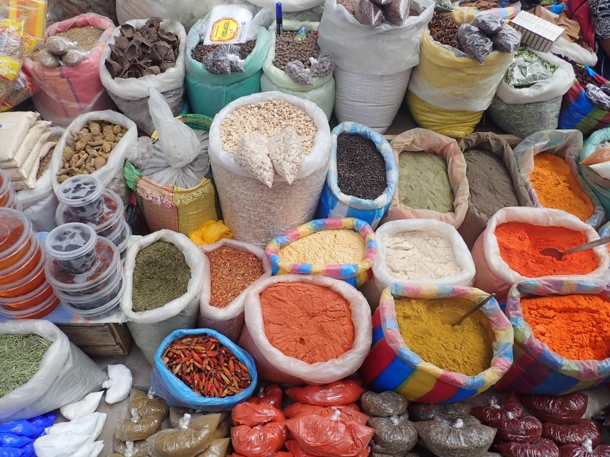 Ecuador Day 1: Otavalo Market