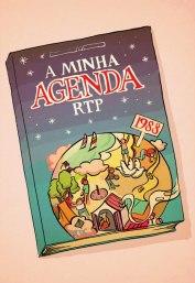 Caderneta de Cromos - A Minha Agenda