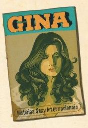 Caderneta de Cromos - Gina