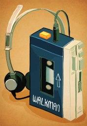 Caderneta de Cromos - Walkman
