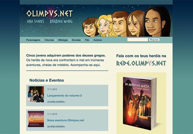 Olimpvs.net Website