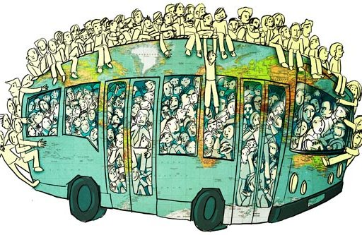 Overcrowded