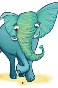 Elephant and flea joke
