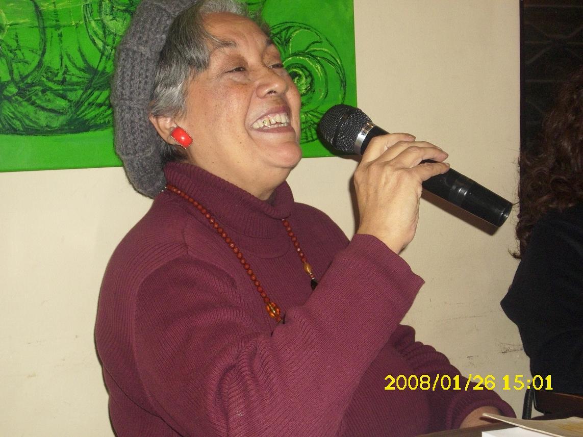 Paz Molina - Lila Calderon