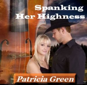 Cover: Spanking Her Highness
