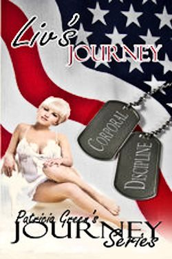 Cover: Liv's Journey Blushing Books