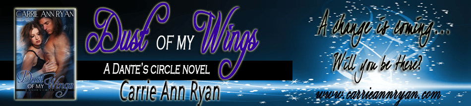 Dust of My Wings Banner