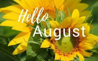 August The Month Of Possibilities