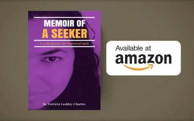Memoir Of A Seeker Book Is Now Available On Amazon