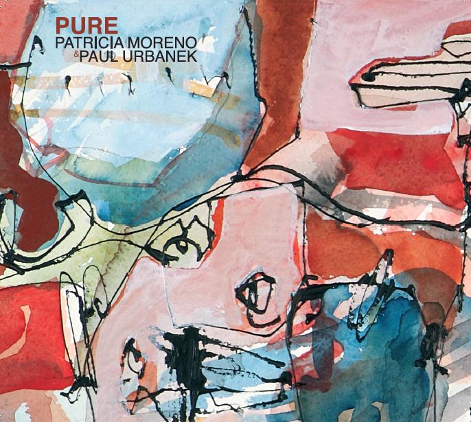 Jazz Singer Patricia Moreno and Pianist Paul Urbanek - Pure Duo Album