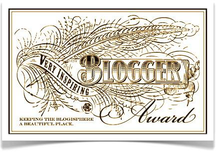 very inspiring blogger award patriciaparisiene a french american life