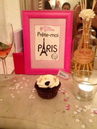 prete-moi paris patricia parisienne melissa ladd soiree 4th anniversary birthday pink blog paris france