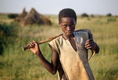 Níger Autor: Steve McCurry