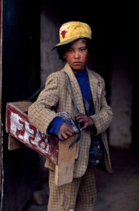 Tíbet Autor: Steve McCurry