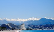 1.Baie Des Anges, Nice - a cool morning