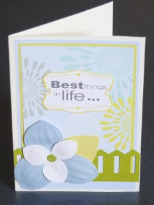 Creative Memories Cards