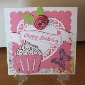 CTMH Birthday card.
