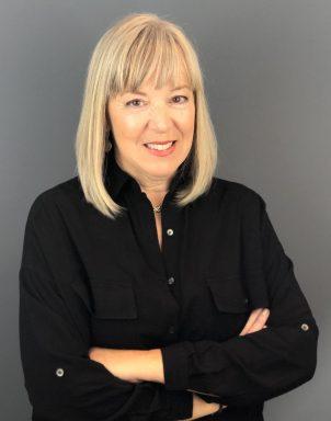 Author Patricia Simpson.