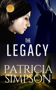 The Legacy cover by Patricia Simpson.