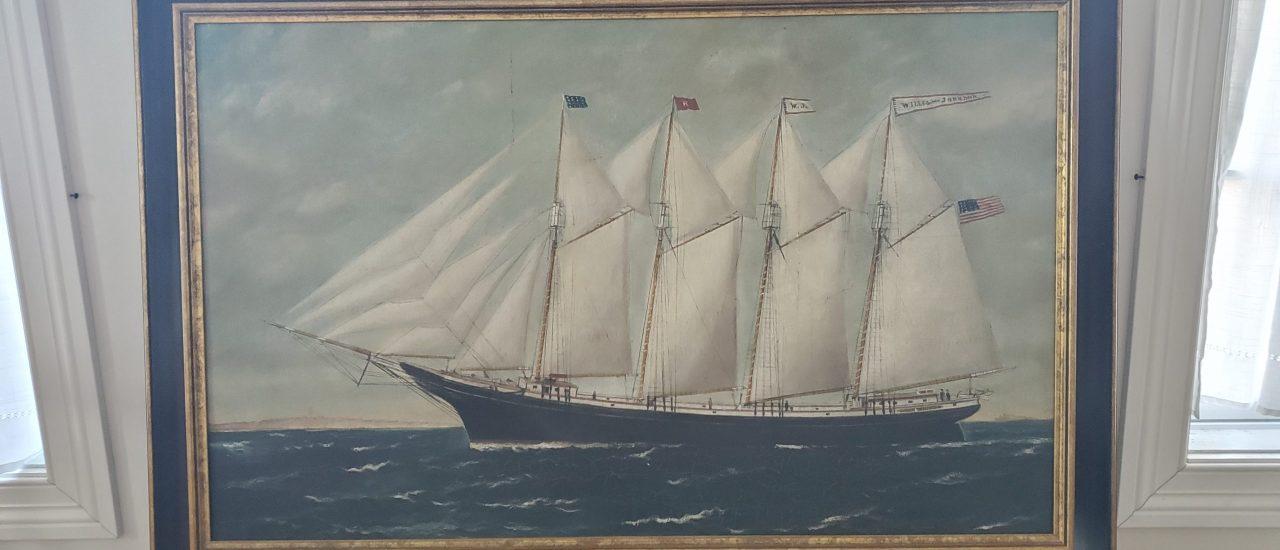 Original Stubbs Painting