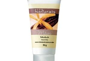 Baunilha1 - Avon Naturals Creme para Maõs – BAUNILHA