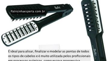 Escova Thermal Hair Ceramic  - Escova Thermal Hair Ceramic - Pro Art Hair