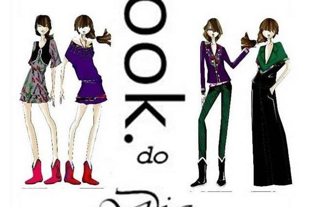 look do dia1 - Look do Dia!!! Na Estação das Flores...