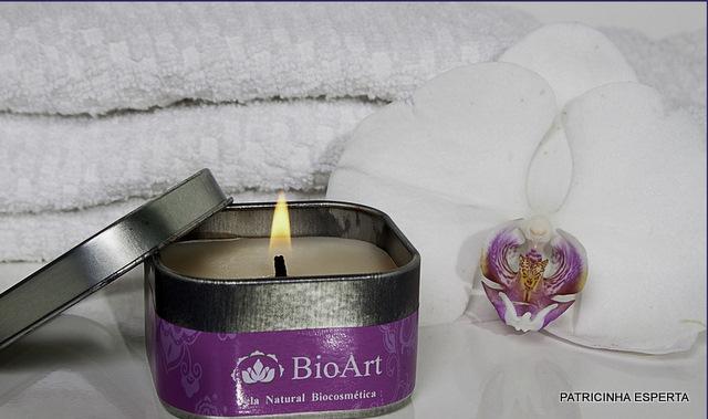 2011 11 0221 - Candle Massage BioArt - Delícia das Delícias!